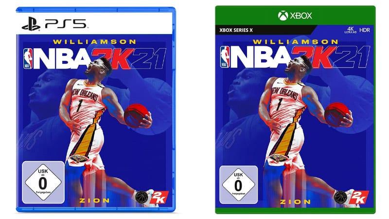 NBA 2K21 – Standard Edition (Playstation 4 und Xbox Series X) für je 24,99€