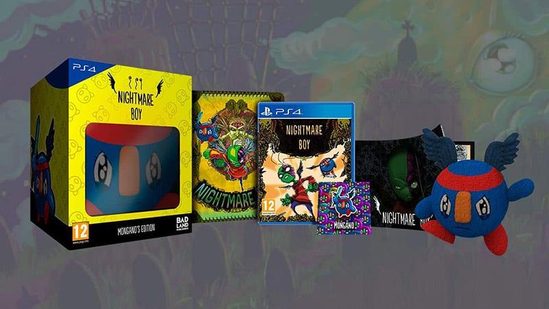 """""""Nightmare Boy"""" erscheint als Special Edition für die Playstation 4 und Nintendo Switch (Frankreich/ Italien/ Spanien/ England)"""