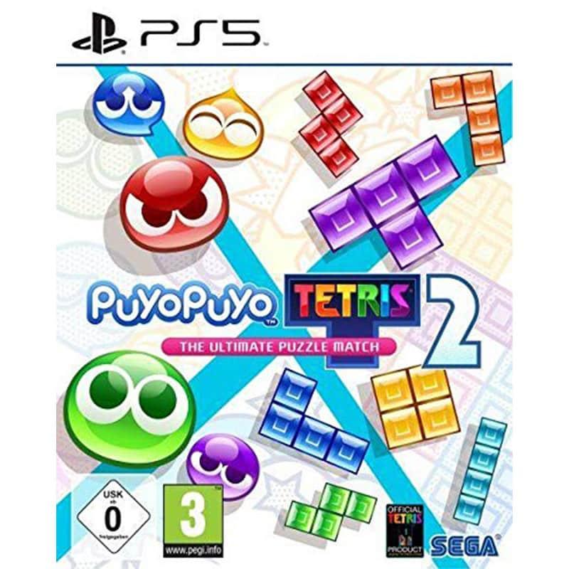 Puyo Puyo Tetris 2 für die PlayStation 5 für 22,94€