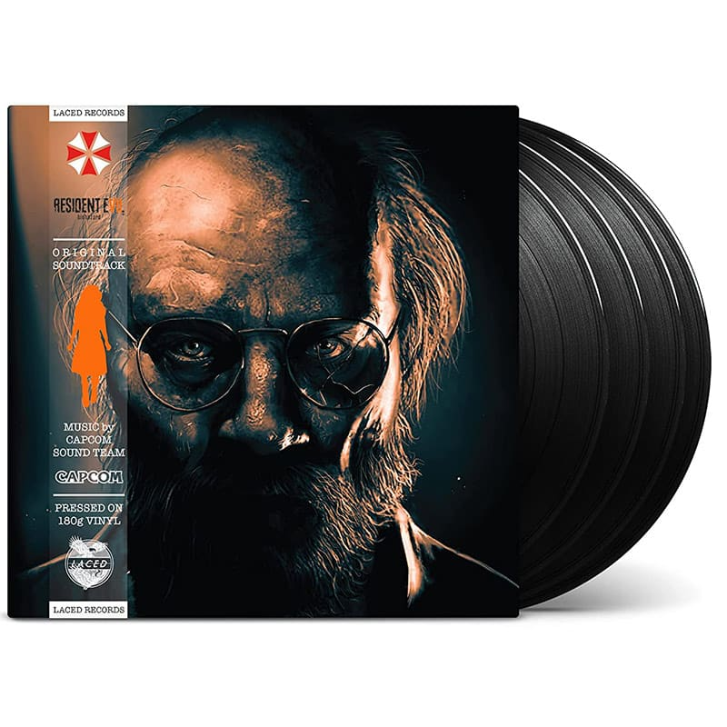 Resident Evil 7: Biohazard – Original Soundtrack im Deluxe Box Set auf Vinyl | ab September 2021