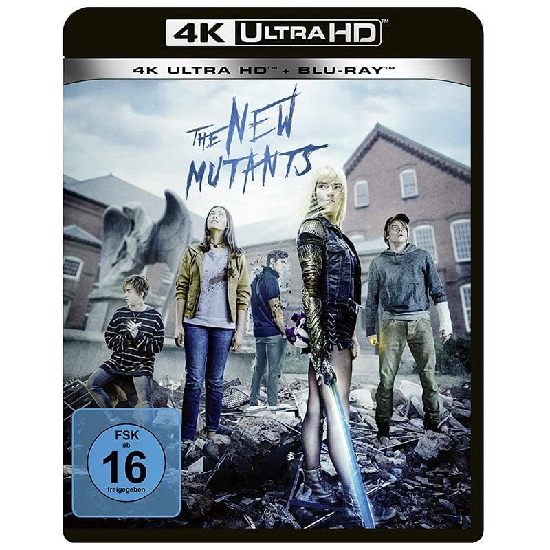 The New Mutants auf 4K UHD (inkl. Blu-ray) für 23,99€