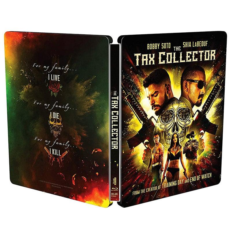 The Tax Collector im 4K Steelbook für 15,77€ (USA)