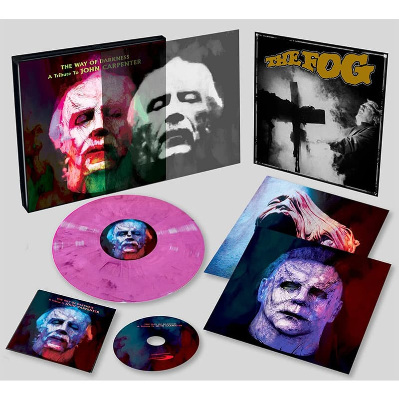 The Way Of Darkness – A Tribute To John Carpenter Limited Deluxe Box und weitere Varianten