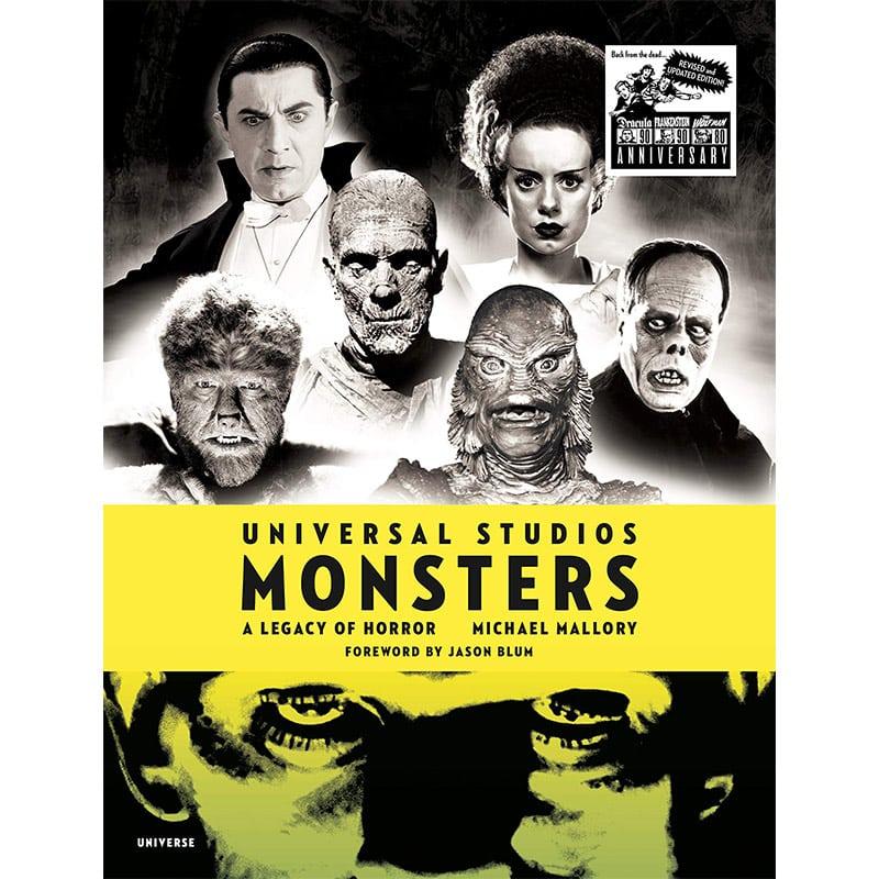 Universal Studios Monsters: A Legacy of Horror ab September 2021 in der gebundenen Ausgabe