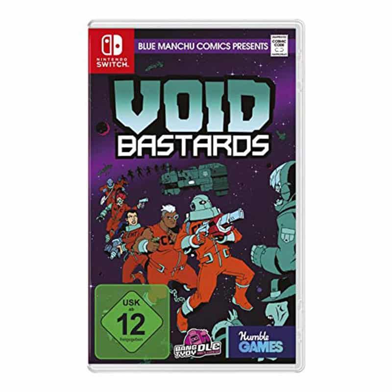 Void Bastards für die Nintendo Switch für 16,87€