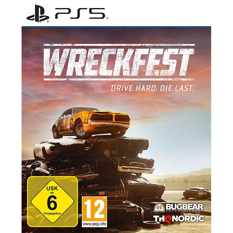 """""""Wreckfest"""" ab Juni 2021 auch für die Playstation 5"""