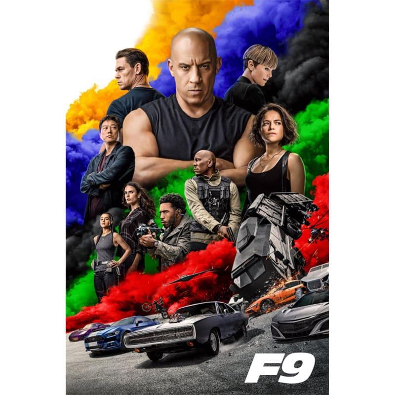 """""""Fast & Furious: 9-Movie-Collection"""" ab Oktober auf 4K UHD , Blu-ray und DVD"""