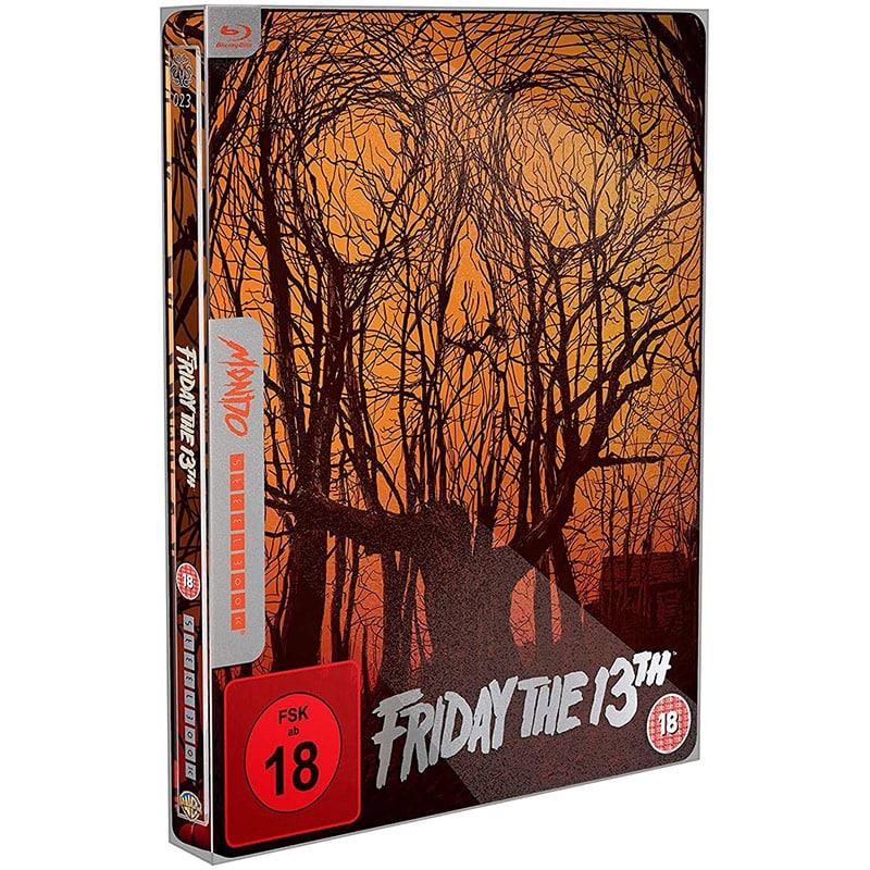 Freitag der 13 in der Mondo Steelbook Edition (Blu-ray) für 13,49€