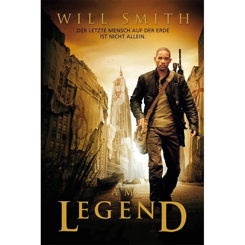 """""""I am Legend"""" ab Juli 2021 im 4K Steelbook (Frankreich)"""