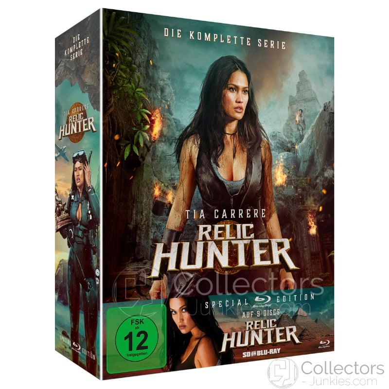 """Relic Hunter"" die komplette Serie in SD auf Blu-ray als Special Edition | ab 2021"