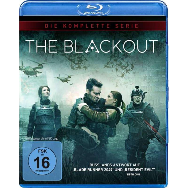 """""""The Blackout"""" die komplette Serie ab August 2021 auf Blu-ray und DVD"""