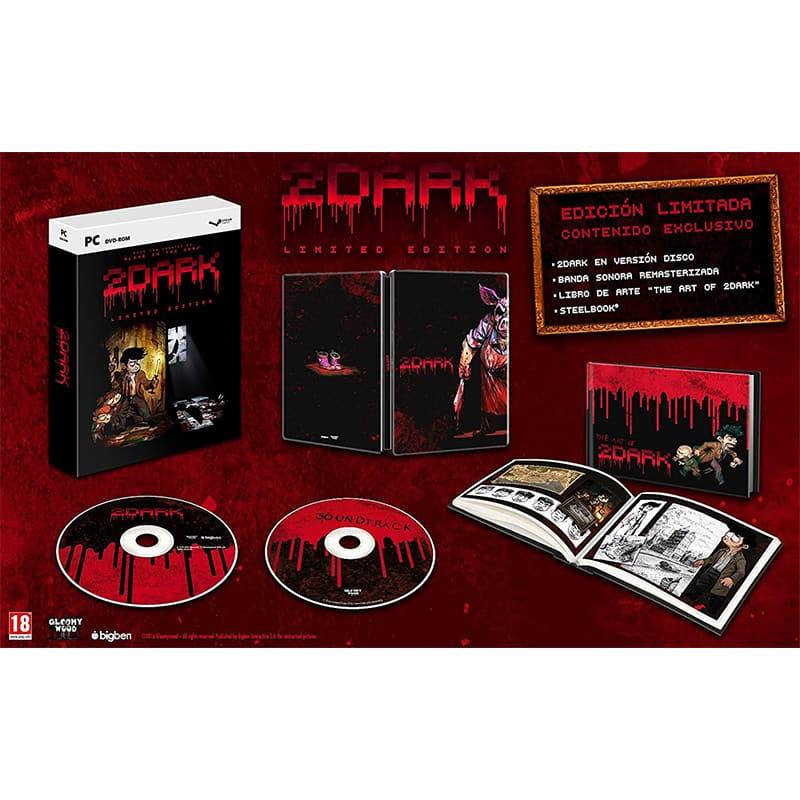 """""""2Dark"""" in der Limited Edition für den PC für 5,99€"""