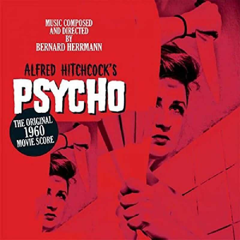 Alfred Hitchcock's Psycho – The Original 1960 Movie Score auf Vinyl für 13,95€