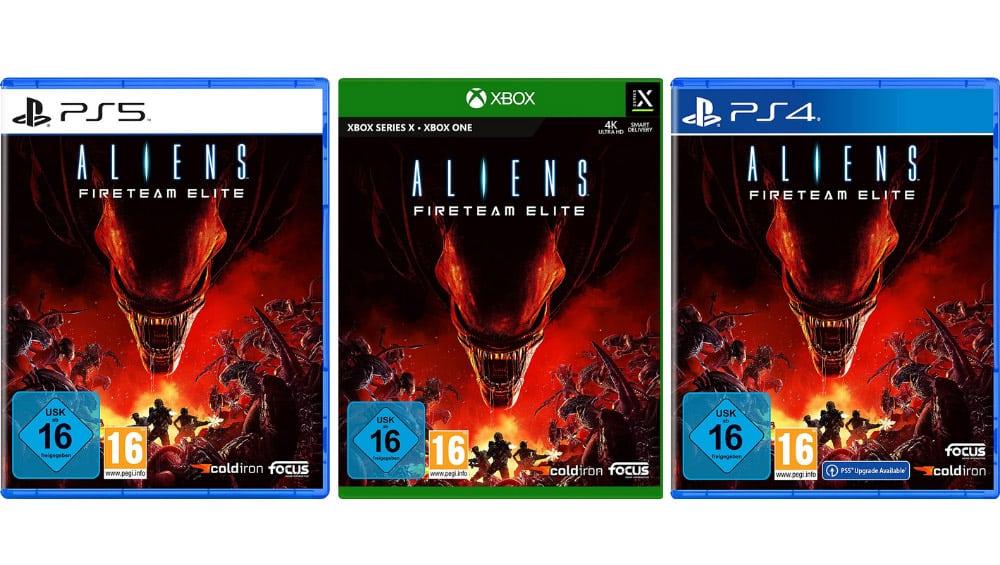 """""""Aliens: Fireteam Elite"""" ab August 2021 für die Playstation 4/5 und Xbox Series X/ One"""