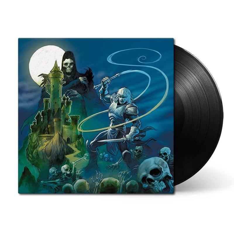 Castlevania II: Simon's Quest – Original Soundtrack auf Vinyl für 20,28€