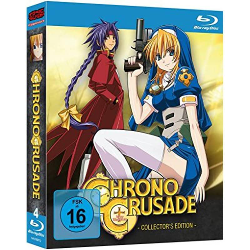 Chrono Crusade – Gesamtausgabe [Blu-ray] für 19,49€