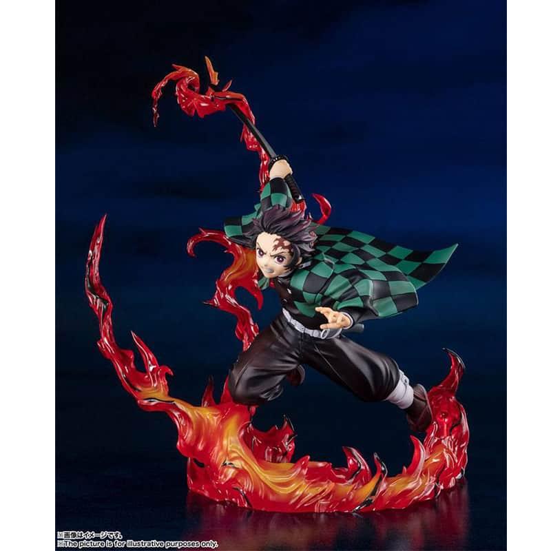 Demon Slayer: Tanjiro Kamado 19 cm Statue von Tamashii Nations