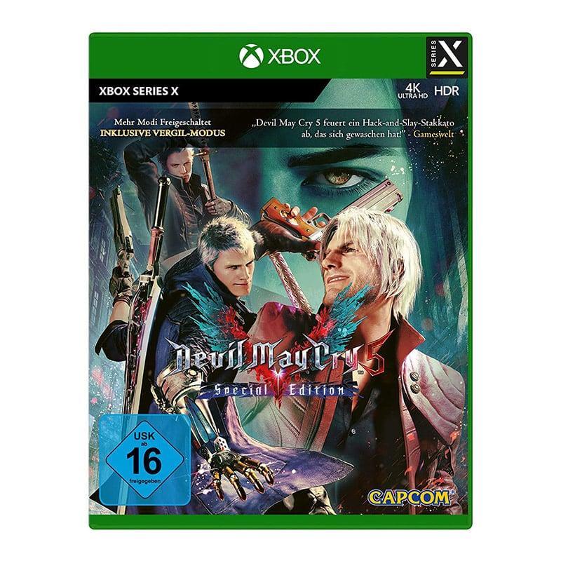 Devil May Cry 5 – Special Edition für die Xbox Series X für 27,99€