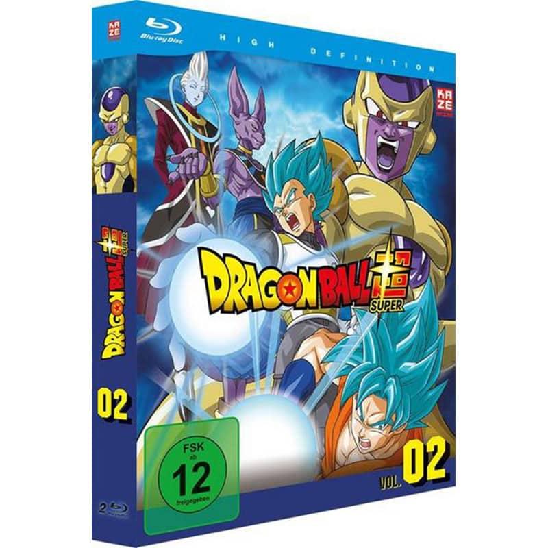 """""""Dragonball Super"""" zweites Volume auf Blu-ray für 41,20€"""