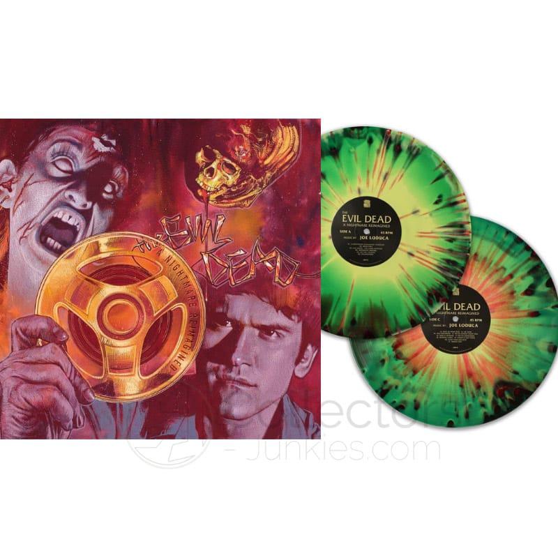 Evil Dead: a Nightmare Reimagined auf Vinyl für 24,88€