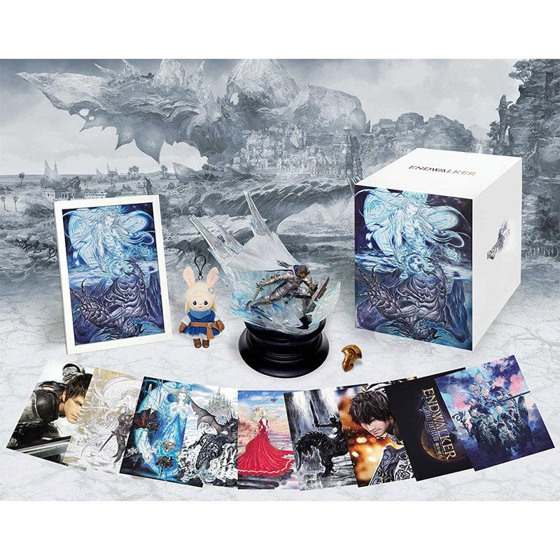 """Final Fantasy XIV: Endwalker"" Collectors Edition ab November 2021 für Playstation 5/4 und PC"