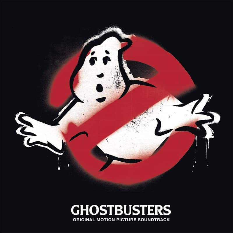 Ghostbusters – Original Motion Picture Soundtrack ('84 Soundtrack/ Neuauflage) auf Vinyl für 10,87€