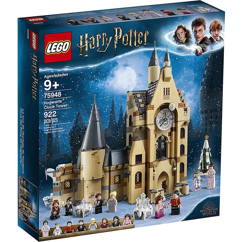 [Angebot Prime] LEGO 75948 Harry Potter Hogwarts Uhrenturm für 52,81€