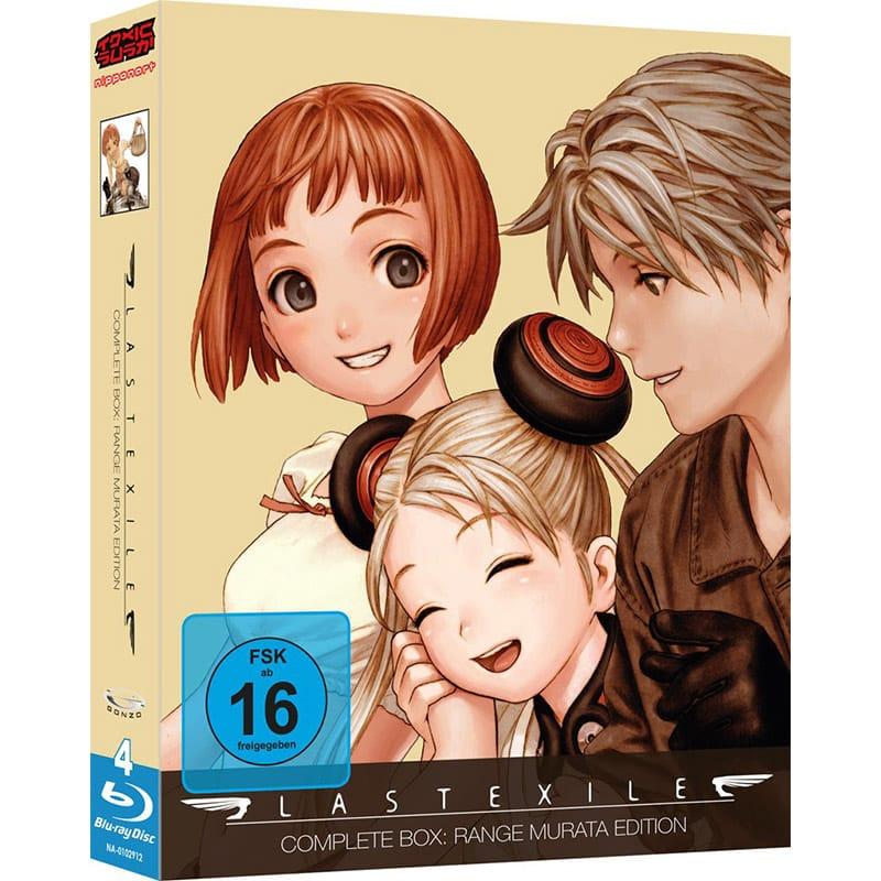 """""""Last Exile"""" in der Gesamtausgabe auf Blu-ray für 21,96€"""