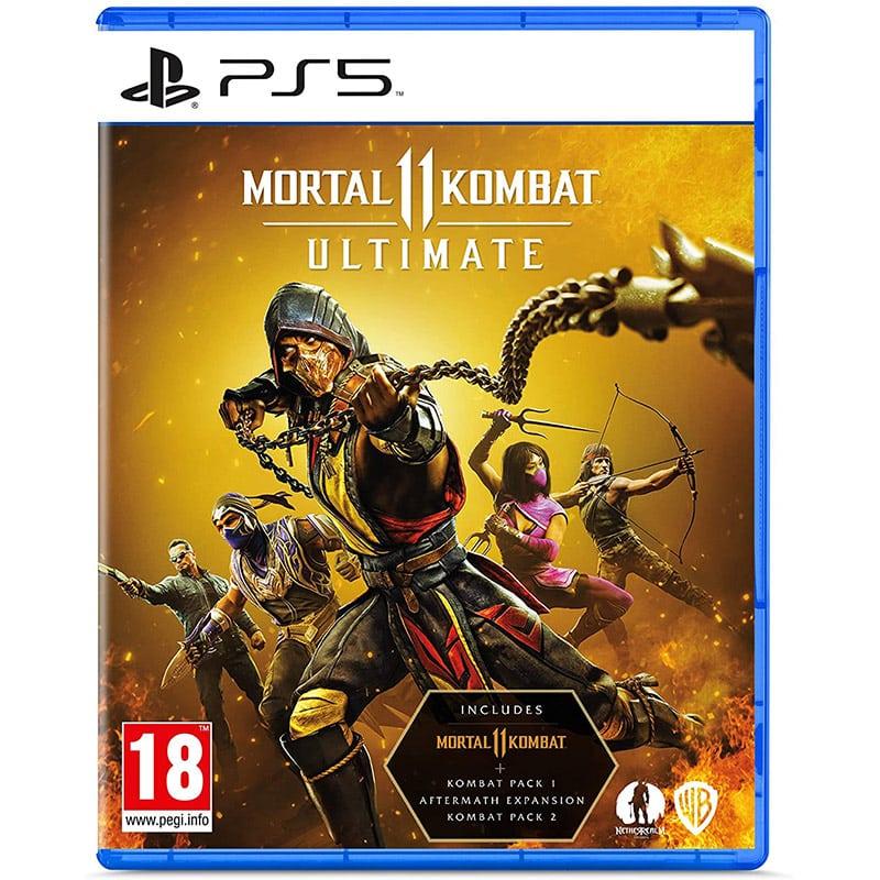Mortal Kombat 11 Ultimate für die Playstation 5 für 22,66€ (England)