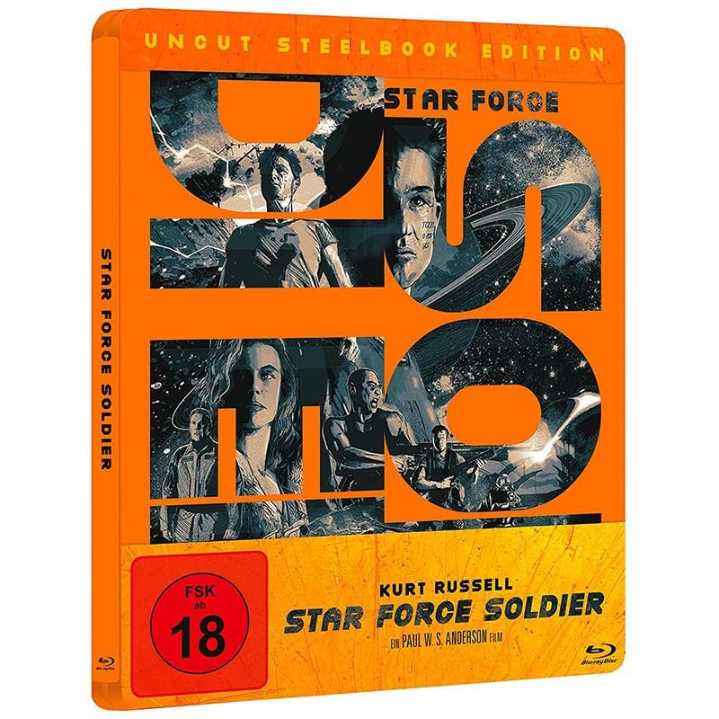 """Star Force Soldier"" ab September im Blu-ray Steelbook – Update2"