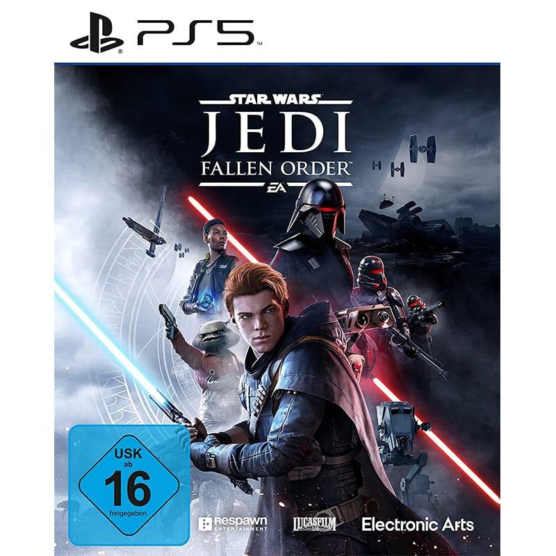 Star Wars Jedi Fallen Order für die Playstation 5 für 29,99€