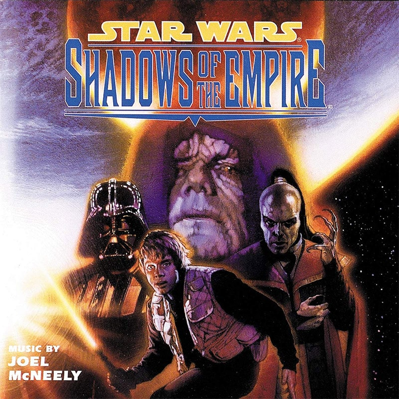 Star Wars: Shadows of the Empire Soundtrack auf Vinyl für 17,78€