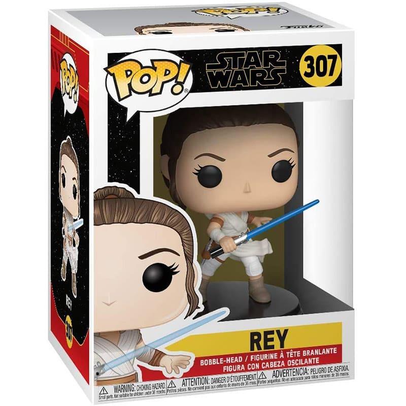 """Star Wars: The Rise of Skywalker """"Rey"""" Funko POP! Figur für 3,30€"""