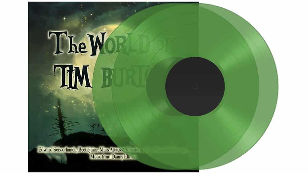"""The World Of Tim Burton"" Soundtrack auf Vinyl | ab Juli 2021"