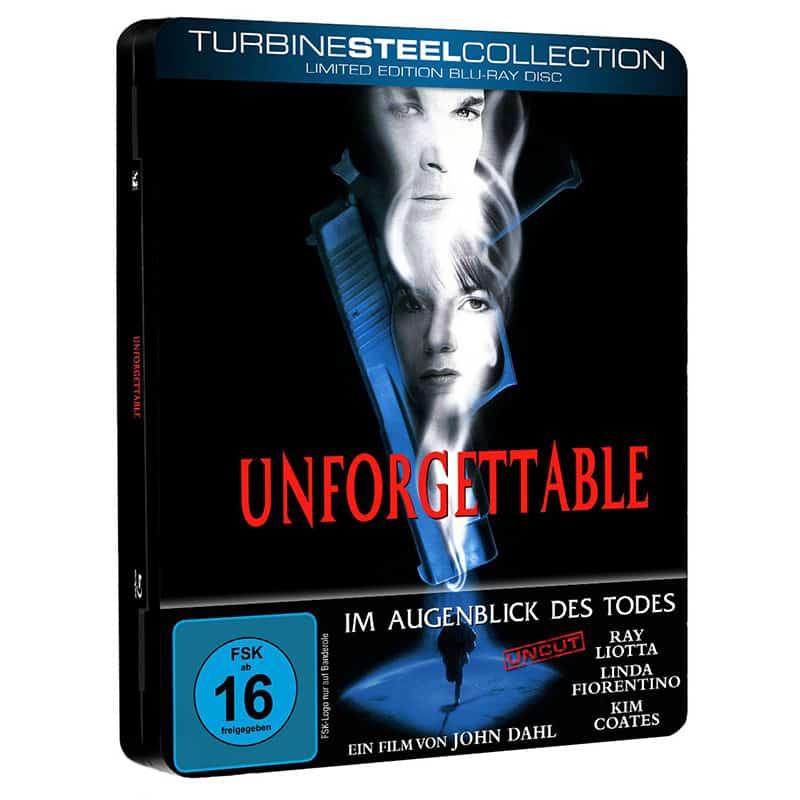 Unforgettable – Im Augenblick des Todes im FuturePak (Blu-ray) für 13,63€