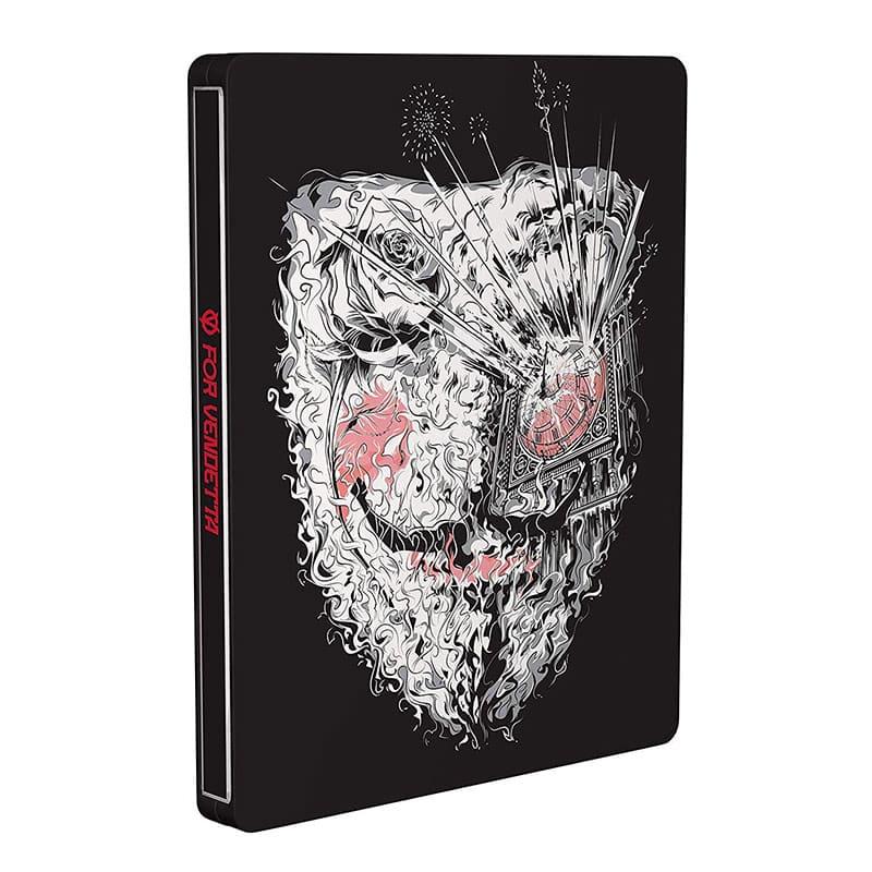 """""""V wie Vendetta"""" im Mondo Steelbook (Blu-ray) für 10,84€"""