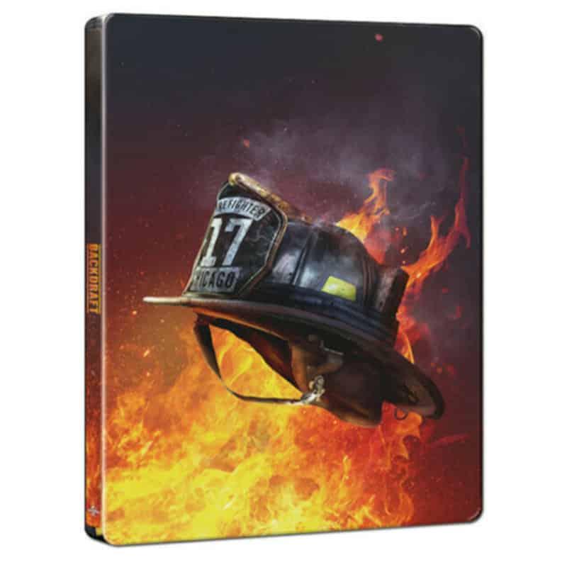 """""""Backdraft"""" im 4K Steelbook für 25,42€ (Spanien)"""