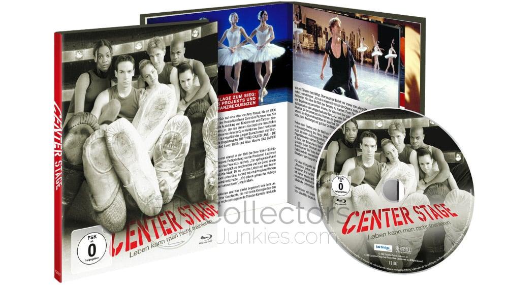 """""""Center Stage"""" im Blu-ray Mediabook für 16,32€"""