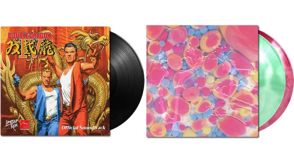 """""""Double Dragon IV"""" und """"PixelJunk Eden 2"""" – Official Soundtrack ab März 2022 auf Vinyl"""