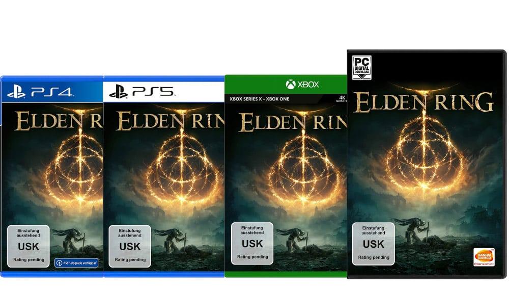 """""""Elden Ring"""" ab Januar 2022 für Playstation 4/5, Xbox One/ Series X und den PC"""