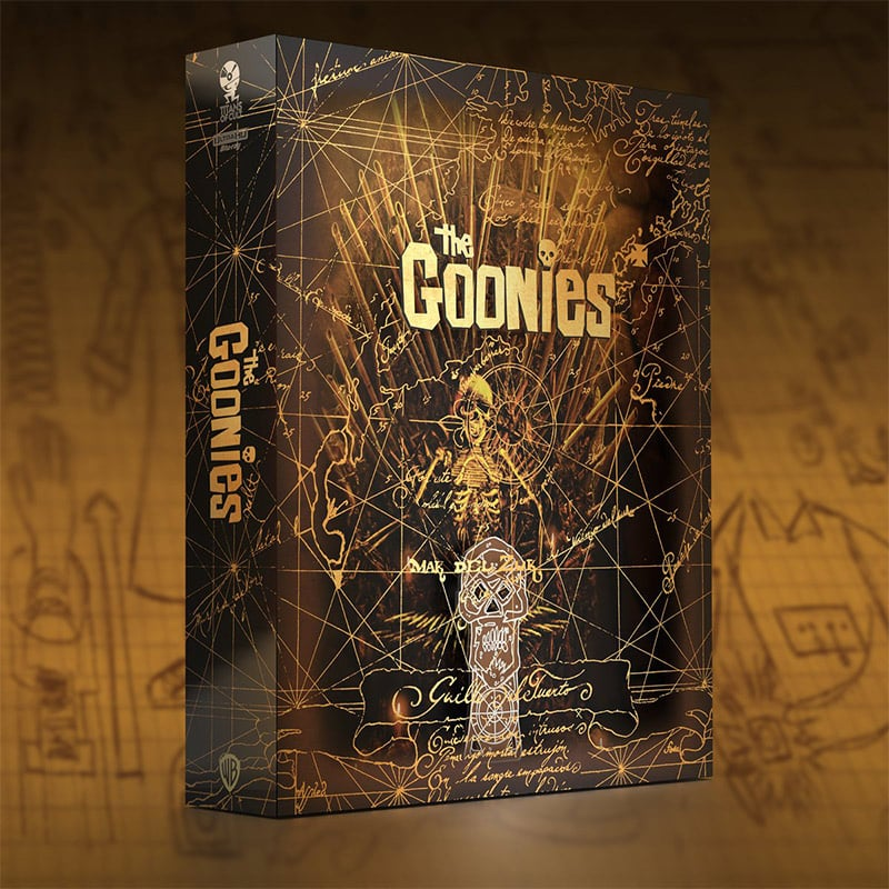 """""""Die Goonies"""" erscheint im Titans of Cult 4K Steelbook Set"""