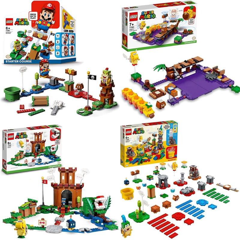 [Angebot Prime] LEGO Super Mario – verschiedene Sets reduziert