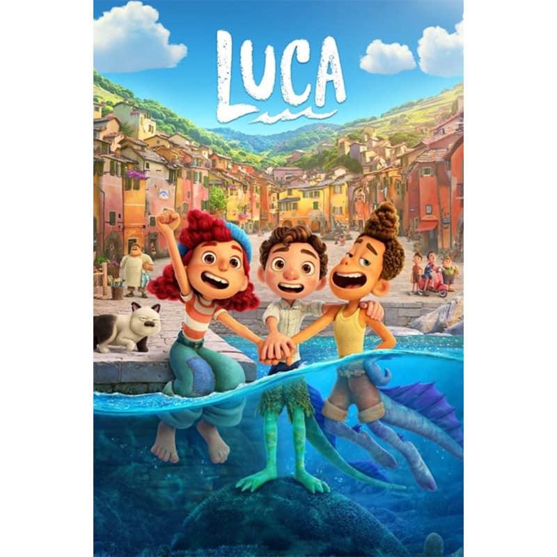 "Pixars Animationsfilm ""Luca"" startet bald bei Disney+"