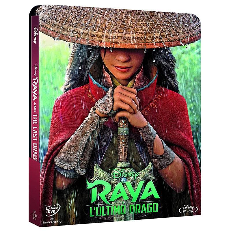 """""""Raya und der letzte Drache"""" im Blu-ray Steelbook für 14,99€"""