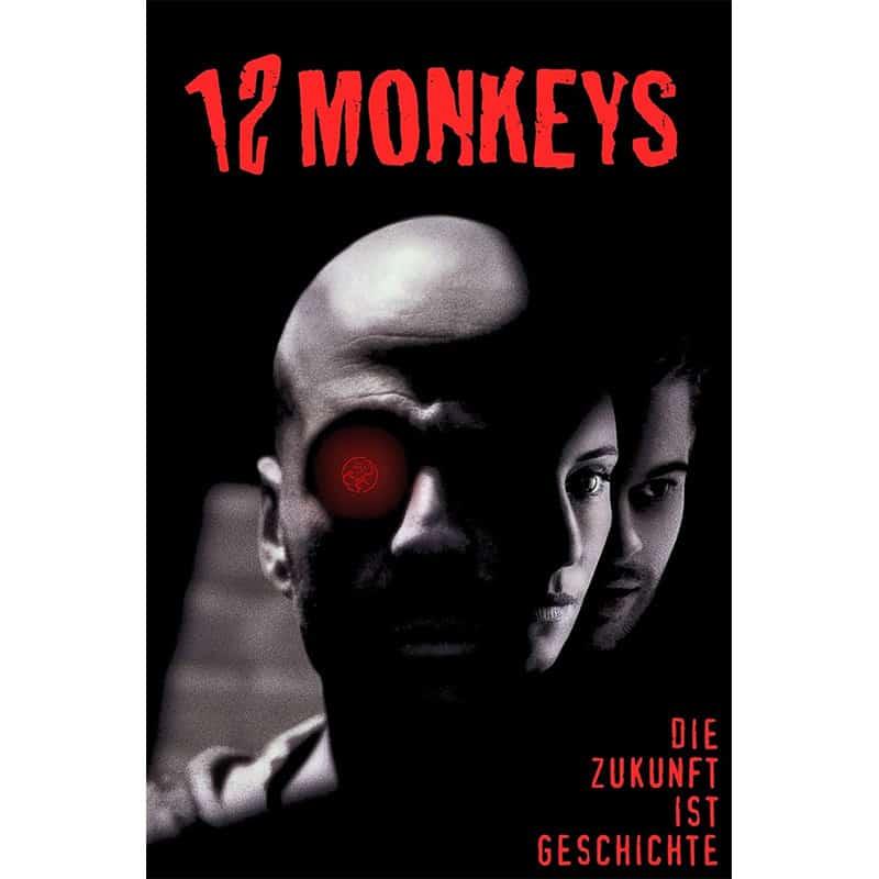 """12 Monkeys"" ab Oktober in 4 Blu-ray Mediabooks"