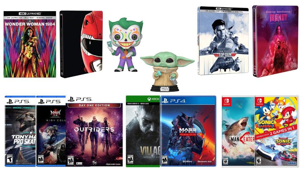 """""""3 für 2 Aktion"""" bei Amazon.com – Auswahl aus Filmen, Videospielen und Merchandise"""
