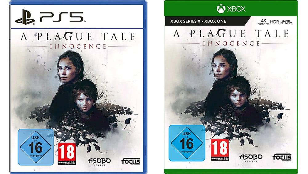 """""""A Plague Tale: Innocence"""" ab Oktober für die Playstation 5 und Xbox Series X"""