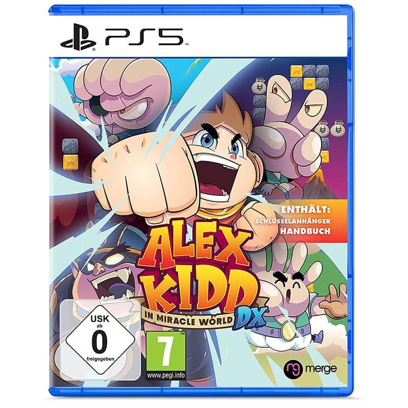 """""""Alex Kidd in Miracle World DX"""" für die Playstation 5 für 27,18€"""