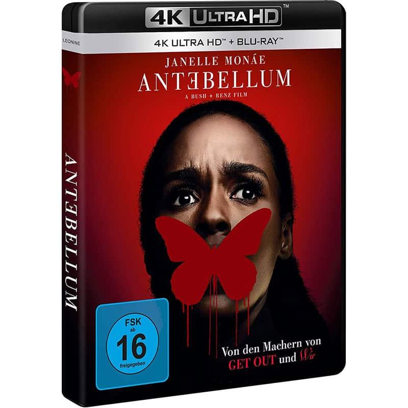 """""""Antebellum"""" in der Standard Variante (4K UHD + Blu-ray) für 14,10€"""
