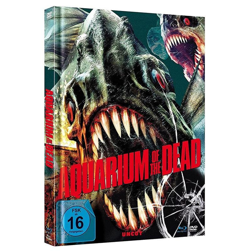 """Aquarium of the Dead (2021)"" ab Oktober im Blu-ray Mediabook"